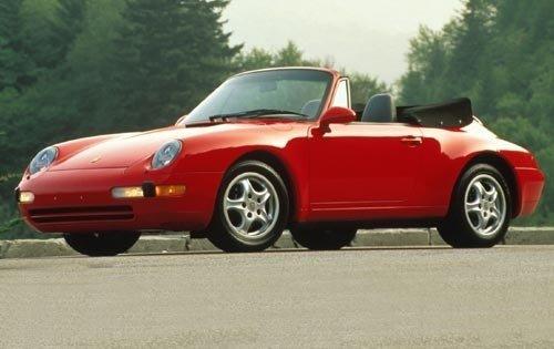 1995 porsche 911 convertible carrera fq oem 1 500