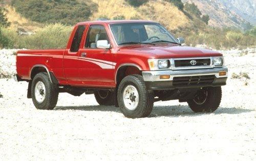 1995 toyota pickup extended cab pickup sr5 fq oem 1 500