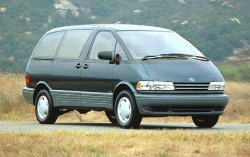 1995 toyota previa passenger minivan le fq oem 1 500
