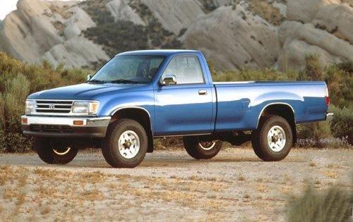 1995 toyota t100 regular cab pickup dx fq oem 1 500