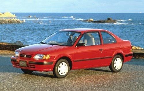 1995 toyota tercel coupe base fq oem 1 500