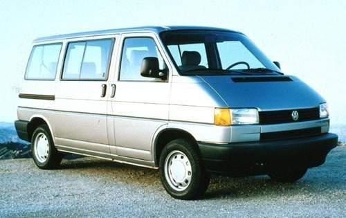 1995 volkswagen eurovan passenger minivan campmobile fq oem 1 500