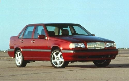 1995 volvo 850 sedan base fq oem 1 500