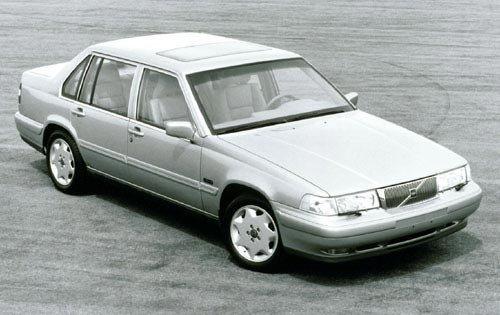 1995 volvo 960 sedan base fq oem 1 500