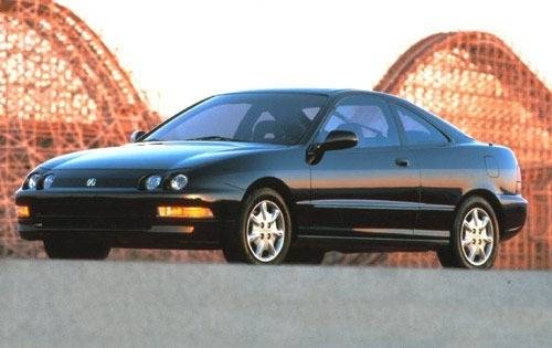 1996 acura integra 2dr hatchback ls fq oem 1 500