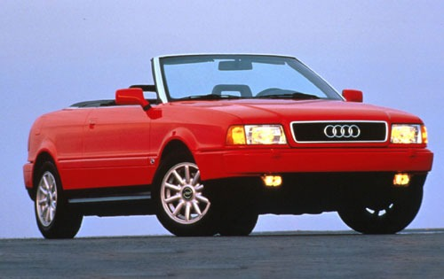 1996 audi cabriolet convertible base fq oem 1 500