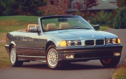1996 bmw 3 series convertible 328i fq oem 1 500