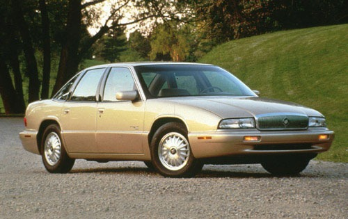 1996 buick regal sedan limited fq oem 1 500