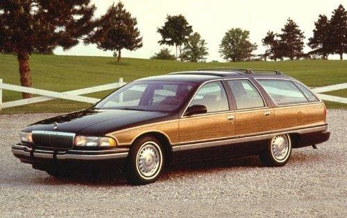 1996 buick roadmaster wagon estate fq oem 1 500