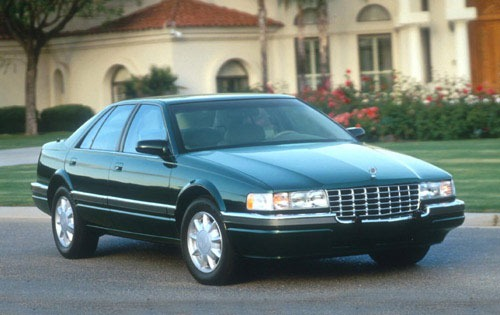 1996 cadillac seville sedan sls fq oem 1 500