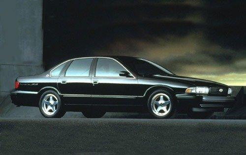 1996 chevrolet impala sedan ss fq oem 1 500