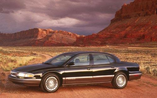 1996 chrysler new yorker sedan base fq oem 1 500