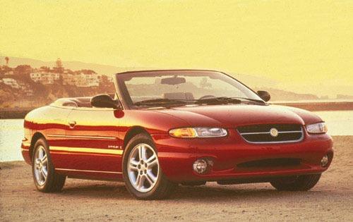 1996 chrysler sebring convertible jxi fq oem 1 500