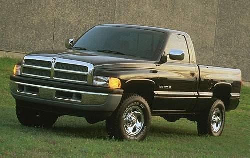 1996 dodge ram pickup 1500 regular cab pickup laramie slt fq oem 1 500
