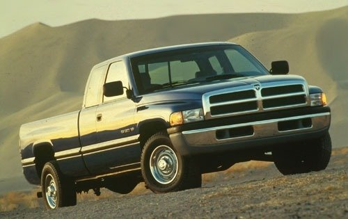 1996 dodge ram pickup 2500 extended cab pickup laramie slt fq oem 1 500