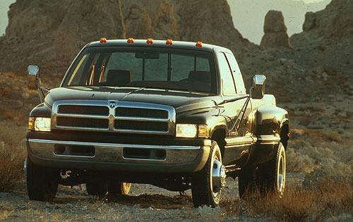 1996 dodge ram pickup 3500 extended cab pickup laramie slt fq oem 1 500