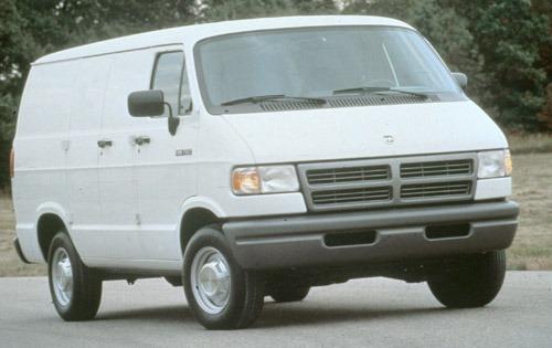 1996 dodge ram van cargo van 1500 fq oem 1 500