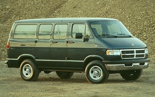 1996 dodge ram wagon passenger van 1500 fq oem 1 500
