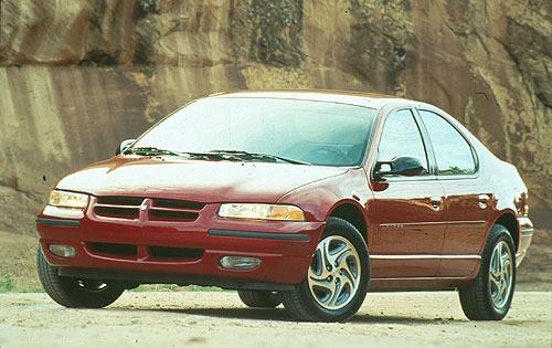 1996 dodge stratus sedan es fq oem 1 500