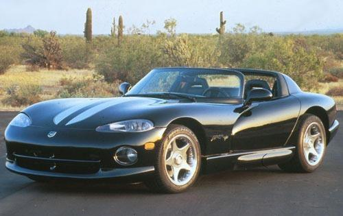 1996 dodge viper convertible rt10 fq oem 1 500