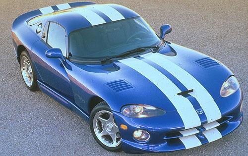 1996 dodge viper coupe gts fq oem 1 500