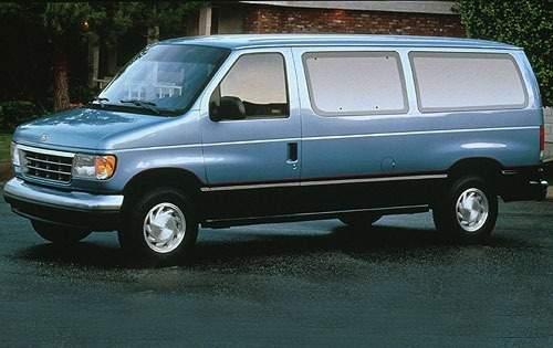 1996 ford e 150 passenger van xlt club wagon fq oem 1 500