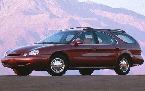 1996 ford taurus wagon lx fq oem 1 500