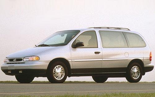 1996 ford windstar passenger minivan lx fq oem 1 500