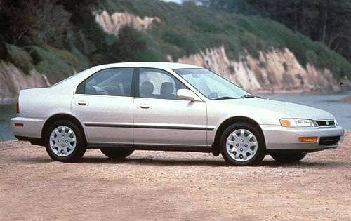 Maintenance Schedule For 1996 Honda Accord Openbay