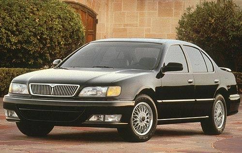 1996 infiniti i30 sedan touring fq oem 1 500