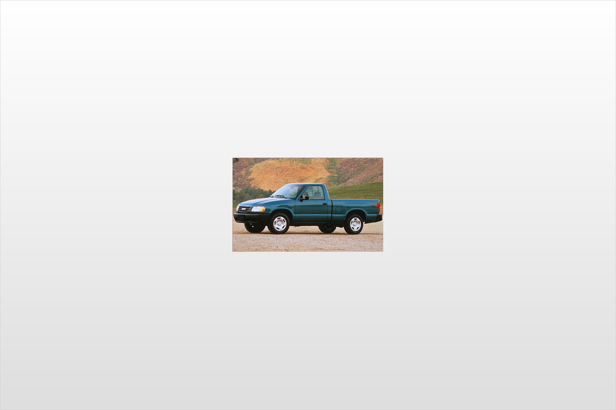 1996 isuzu hombre regular cab pickup xs fq oem 1 2048