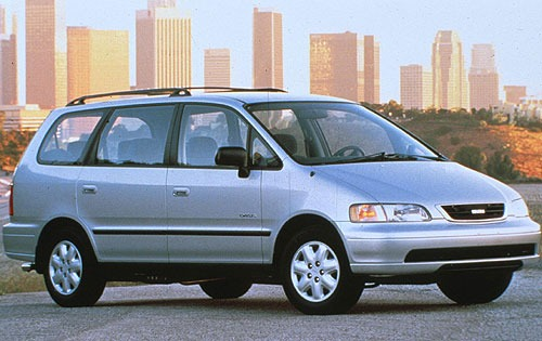 1996 isuzu oasis passenger minivan ls fq oem 1 500