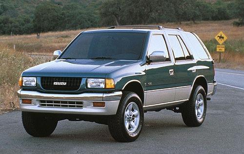 1996 isuzu rodeo 4dr suv ls fq oem 1 500
