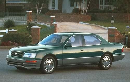 1996 lexus ls 400 sedan base fq oem 1 500