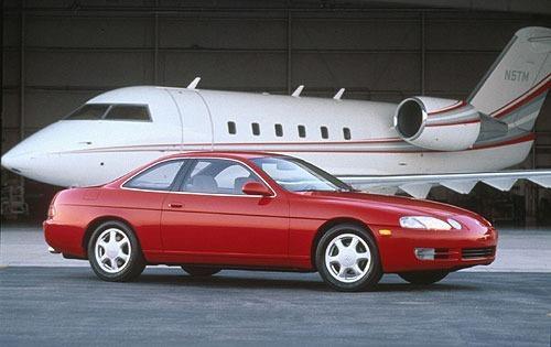 1996 lexus sc 300 coupe base fq oem 1 500