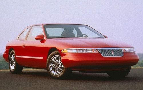 1996 lincoln mark viii coupe lsc fq oem 1 500