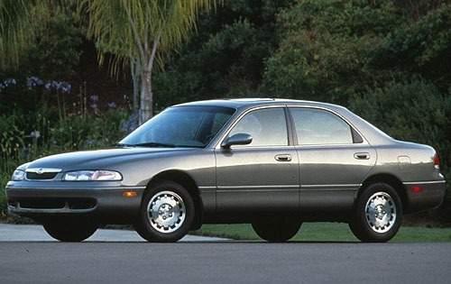 1996 mazda 626 sedan es v6 fq oem 1 500