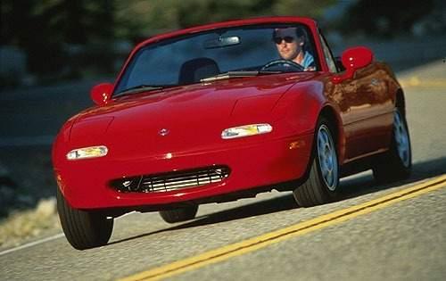 1996 mazda mx 5 miata convertible base fq oem 1 500