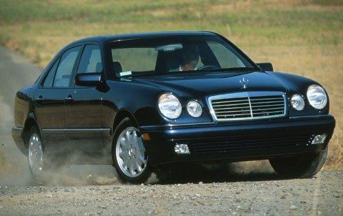 1996 mercedes benz e class sedan e320 fq oem 1 500