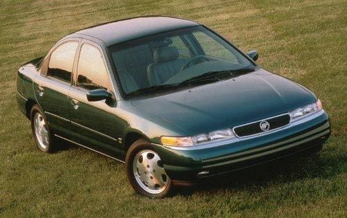 1996 mercury mystique sedan ls fq oem 1 500