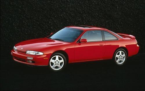 1996 nissan 240sx coupe se fq oem 1 500