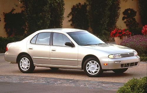 1996 nissan altima sedan gxe fq oem 1 500