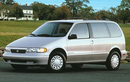1996 nissan quest passenger minivan xe fq oem 1 500