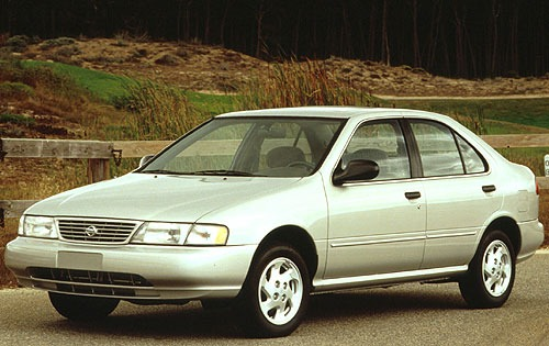 1996 nissan sentra sedan gle fq oem 1 500