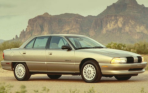 1996 oldsmobile achieva sedan sl fq oem 1 500