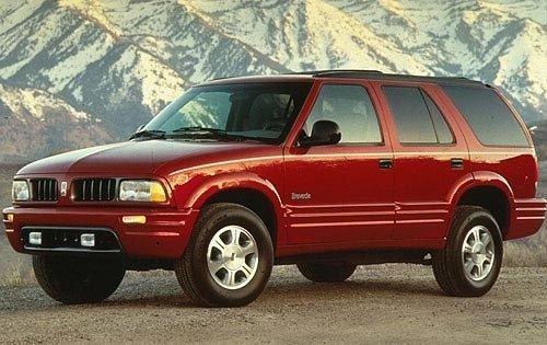 1996 oldsmobile bravada 4dr suv base fq oem 1 500