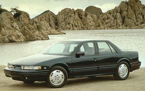 1996 oldsmobile cutlass supreme sedan sl fq oem 1 500