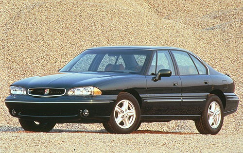 1996 pontiac bonneville sedan sle fq oem 1 500