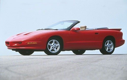 1996 pontiac firebird convertible formula fq oem 1 500