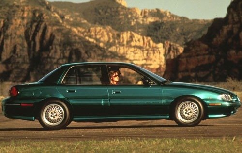 1996 pontiac grand am coupe se s oem 1 500